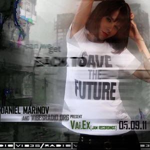 Daniel Marinov - Back To The Future 010  @ Vibes Radio Station 05 September 2011