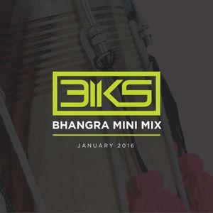 Bhangra Mini Mix | January 2016 | Biks