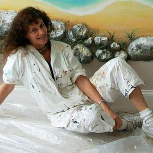 Nota a la Artista Plástica Miriam Gwiazda