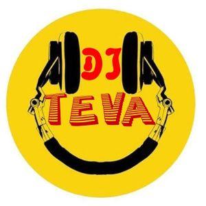 DJ TEVA in session finales de los 90.