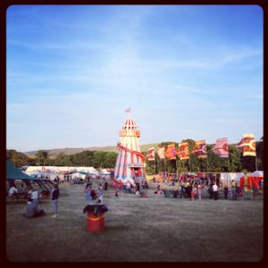 DJC - ARENA Pt3 (Recorded from Camp Bestival Lulworth Castle Dorset UK 2014)