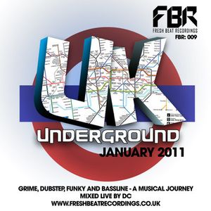 Davi C - UK Underground January 2011