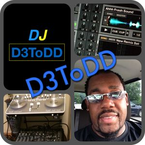 D3ToDD Gospel Workout Mix