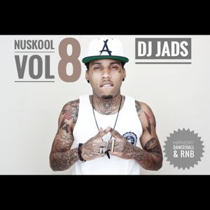 HIPHOP/DANCEHALL & RNB *NuSkool Vol.8*