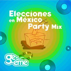 Elecciones en México Party Mix