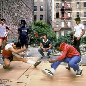 NYC 1980 style