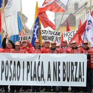 Radio Borba - Radničko organiziranje - 21.4.2015.