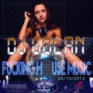 DJ Golan @ FUCKING HOUSE MUSIC (26_10_2012)