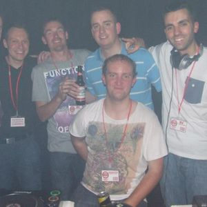 Matty BASSDRIVER - Live@BUFFERS Reunion, Coronation Hall, Ulverston - 22/09/2012 - Dance Anthems Set