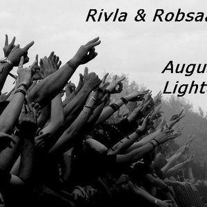 Rivla & Robsaaan - August Lighter Mix (2013)