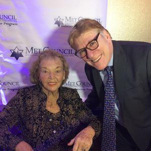 Talkline With Zev Brenner with Holocaust Survivors Worldwide originating from Haym Salomon Nursing