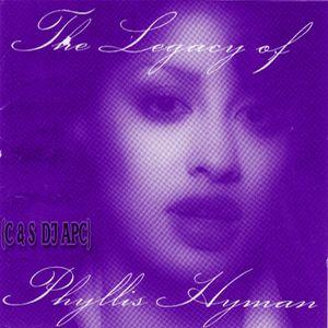 Phyllis Hyman Tribute (Chopped & Skrewed)