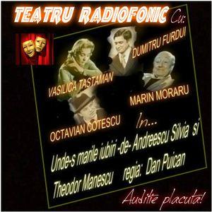 Teatru radiofonic - Andreescu Silvia  si Theodor Manescu - Unde-s marile iubiri