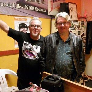 Interview Philippe LOMPREZ  de TRISOMIE 21 - Emission Eclipse Radio BOOMERANG-ROUBAIX le 18/10/17