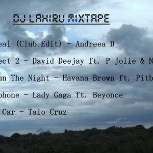 DJ Lahiru Ultimate Mixtape