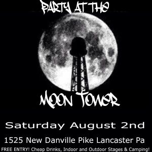 Van Martin - Set From Party At The Moon Tower 8-2-14