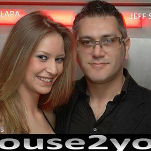 "HOUSE2YOU ""Djane VERA LAPA & DJ JEFF SILVER"" - OUR HOUSE (Live Set)"