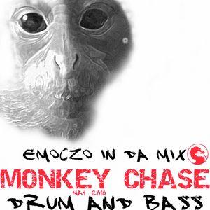 "EMOCZO IN DA MIX DNB MAY 2010""MONKEY CHASE"""