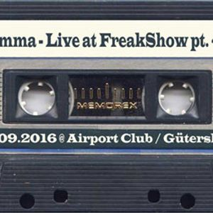Timma - Live at FreakShow pt. 46 (17.09.2016 @ Airport Club / Gütersloh)