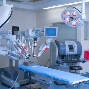 beneficios de la cirugía robótica de próstata