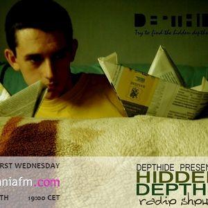 Depthide - Hidden Depths 008 Incl E.F.G. Guestmix
