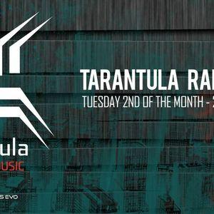 StefanoB present Tarantula Music Radio - Episode 04 December 2017