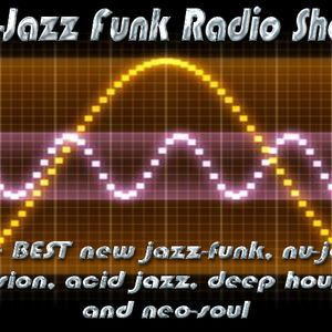 Nu-Jazz Funk Radio Show Podcast 1-24; Aug 31, 2012