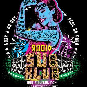 Subklub Radio #18 - BR1