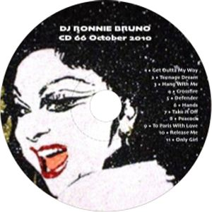 DJ Ronnie Bruno CD 66 (December 2010)