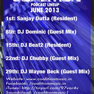 Coalition 1322- Mixed by DJ Dominic
