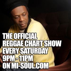 'The Official Reggae Chart Show' On Mi-Soul - Saturday 18th January 2014