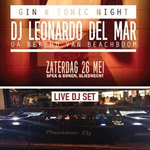 Gin & Tonic Night at Spek & Bonen Sliedrecht 26.05.2018 by Leonardo del Mar