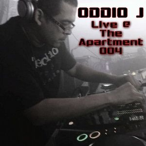 Oddio J - Live @ The Apartment 004_11-22-17