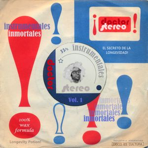 "Doctor Stereo ""Instrumentales Inmortales"""