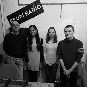 Brum Radio Poets November 2018 (25/11/2018)