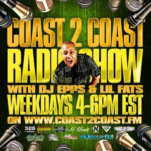 Coast 2 Coast Radio live 2-8-11
