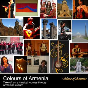 """Colours of Armenia"" - Rock and Pop"