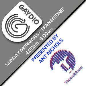 ANTNICHOLS & 'akaADAM GUEST MIX' - TRANSITIONS - SUN 12 JANUARY 2014