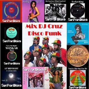 MixTape Disco Funk vol. 38, 1h of classic Disco reworked by SanFranDisko, Discotron &TWOGOOD