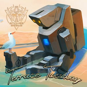 2016 07 26 Smokee Beats [ LIVE ] Terrace Tuesday pt3 - Rivo Thril