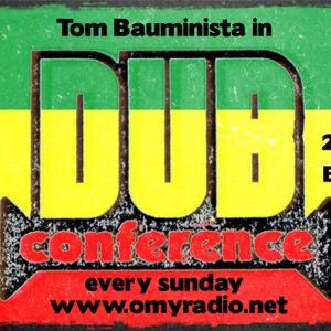 Dub Conference #244 (2019/12/22) slow jam and ham - a christmas meditation with Dubflash
