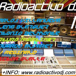 RADIOACTIVO DJ 10-2014 BY CARLOS VILLANUEVA