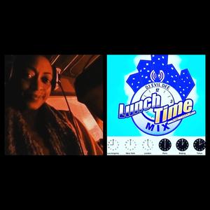 DJ EVIL DEE - THE LUNCHTIME MIX 12/01/17 !!! (R.I.P. MAMALIONESS) (FUNK, SOUL, POP & R&B)