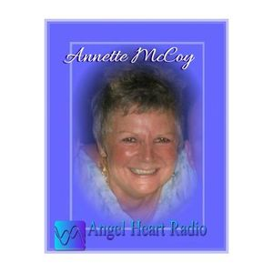 MESSAGES FROM SHELLS & YOUR OWN BODY- MARNEY PERNA with  ANNETTE McCOY