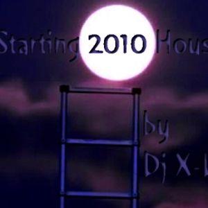 Deep Starting 2010 House Mix