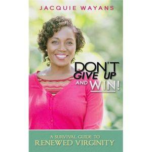I AM A SUPERWOMAN PRESENTS: JACQUIE WAYANS, RENEWED VIRGINITY!