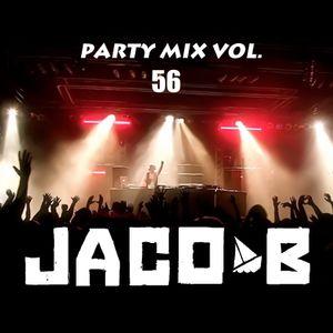 DJ Jaco-b Party mix vol. 56