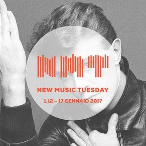New Music Tuesday I, 12 –Ziggy Stardust – 17/01/2017