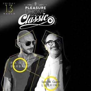 Luckino - Pleasure DHOME Classic Edition 13.03.15 Pt.2