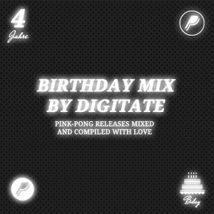Pink-Pong 4th Birthday Mix by Digitate